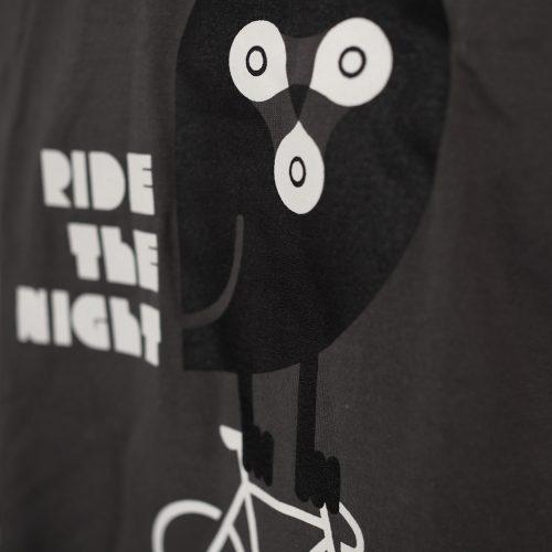 ride the night tee