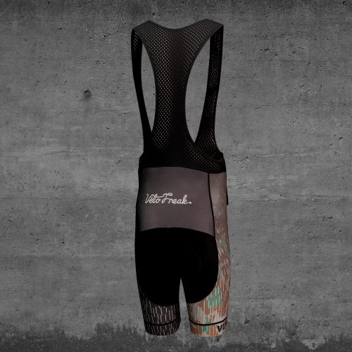 sleet siege cycling bib