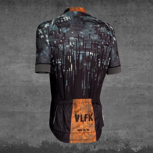 urban attack cycling jersey