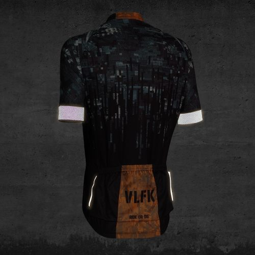 urban attack cycling jersey