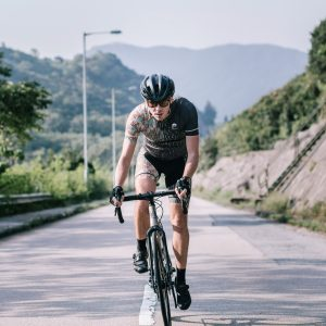 velofreak sleet siege cycling kit